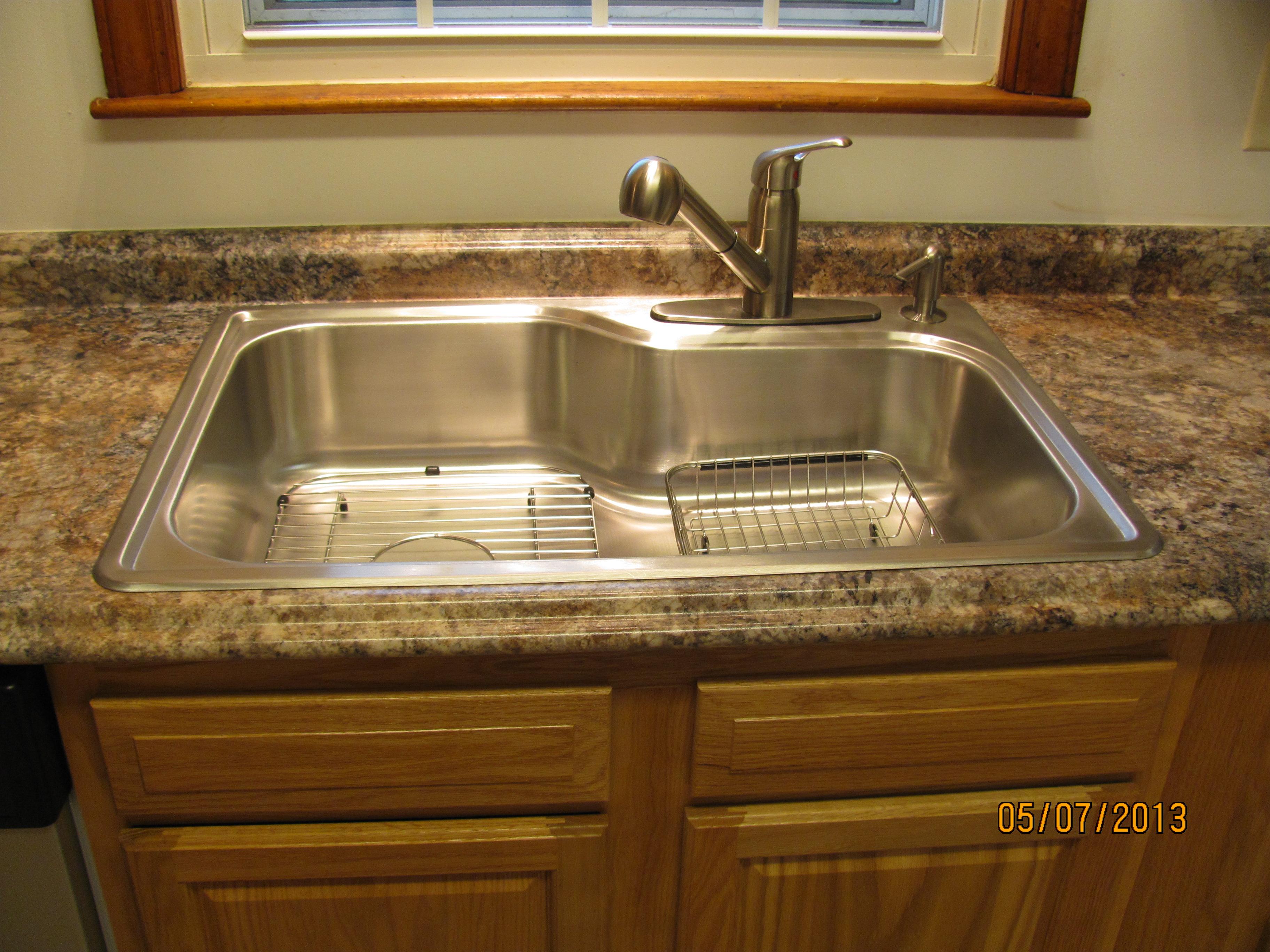kitchen sink  u0026 counter  rh   obryanrealestate com